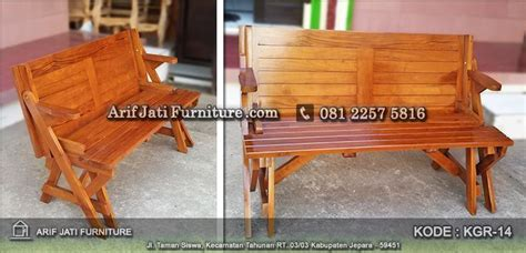 Meja Lipat Pendek meja kursi lipat magic kayu jati arif jati furniture