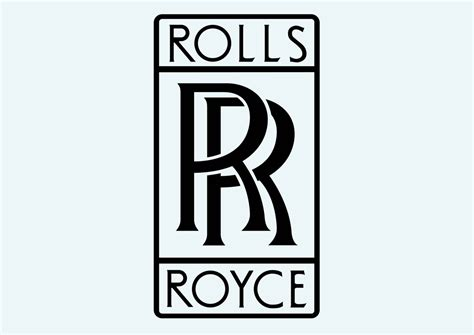Rolls Royce Logo Vector 2015