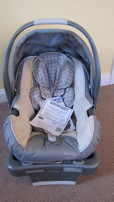 summer prodigy car seat lori s place summer infant prodigy infant car seat review