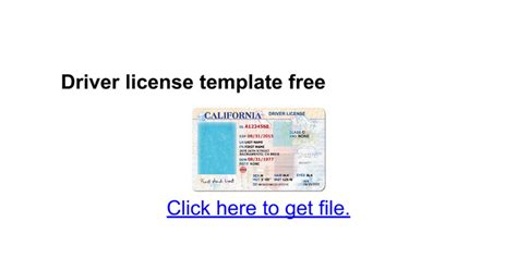 drivers license template free lovely california license template images exle resume