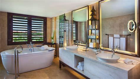 st regis bathroom discover the suites at the st regis bali resort