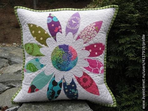 Patchwork Ideas For Cushions - patchwork cushion ideas new craft works