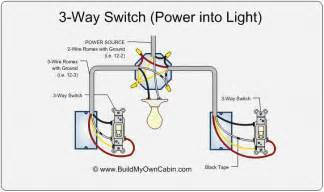 3 way switch diagram power into light for the home chang e 3 home electrical