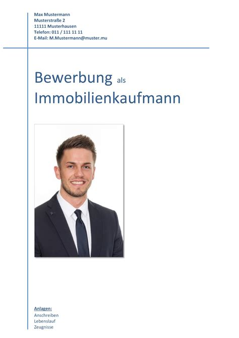 Bewerbung Anlagen Anschreiben Oder Deckblatt Deckblatt In Der Bewerbung 252 Ber 100 Kostenlose Muster Vorlagen