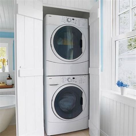 hidden washer and dryer cabinets hidden laundry cabinet