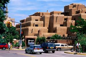 santa fe architecture santa fe adobe pueblo architecture travel new mexico