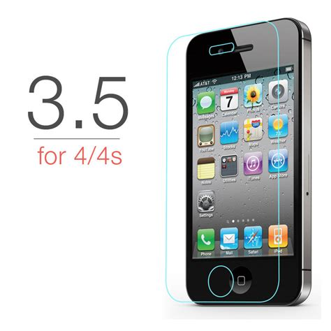 en verre tremp 233 apple iphone 4 4s