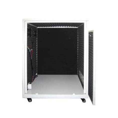 california air tools large sound proof cabinet for air