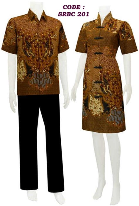 coleksi baju sianghai sarimbit dress batik model shanghai code srbc 20 koleksi