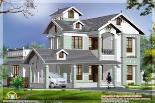House Architectural by 2000 Sq Ft Home Architecture Plan Kerala Home Design And