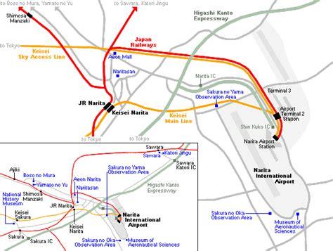 Narita Airport Floor Plan Narita Airport Nrt