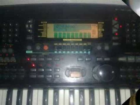 Keyboard Korg Is35 gem wk2 ritmovi