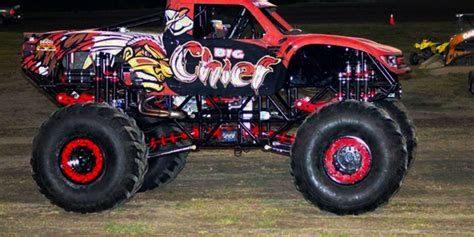 pulse monster truck madness storms  snm speedway