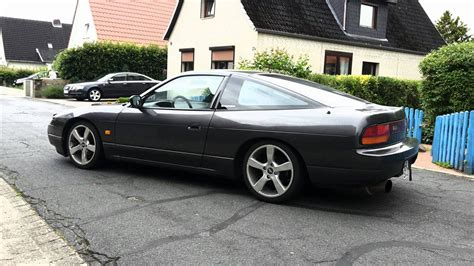 home built graphite grey nissan 200sx s13 edm