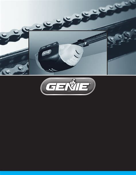 Genie Garage Door Owners Manual Pdf Genie Garage Door Opener Owner Manual Bloomsutti Mp3