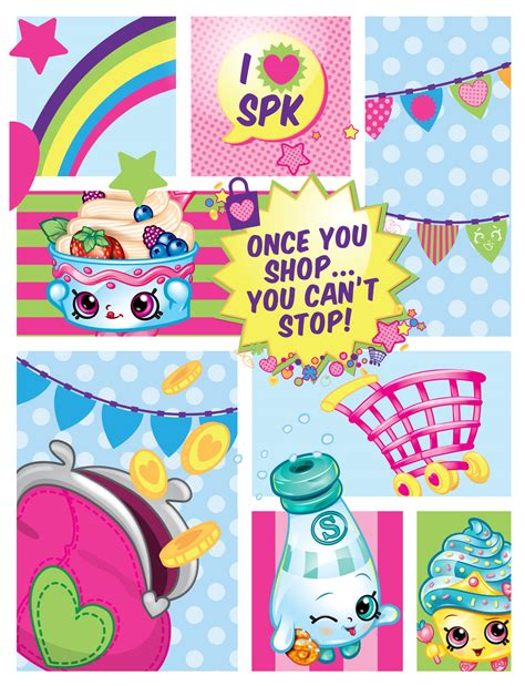 printable shopkins poster free all the shopkins coloring pages