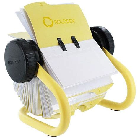 Best Rolodex For Business Cards