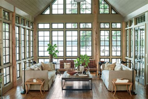 southern living home decor focus on the view lake house decorating ideas southern