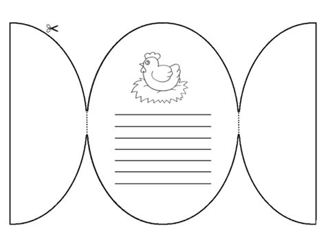 free coloring card templates 32 free printable easter cards baby