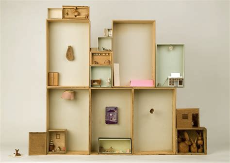 hand made doll house handmade dollhouses and accessories time for the holidays