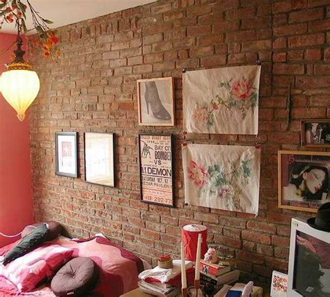 bricks for wall decor 22 modern interior design ideas blending brick walls with