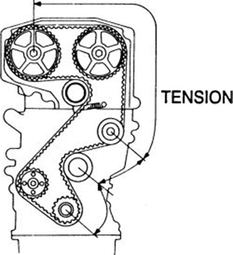 1993 mercury tracer how to replace timing chain 1993 mercury tracer engine 1993 free engine image for