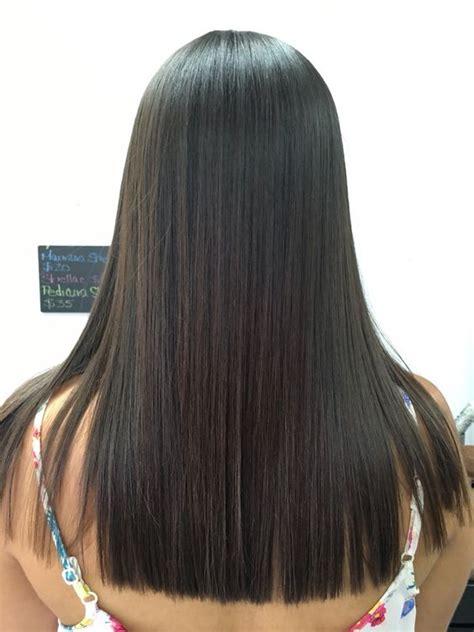 corte de pelo recto aprende paso a paso c 243 mo hacer corte de cabello recto