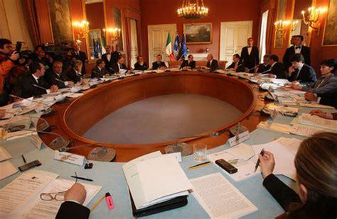 Provvedimenti Consiglio Dei Ministri by Consiglio Dei Ministri 20 Maggio Importanti Nomine