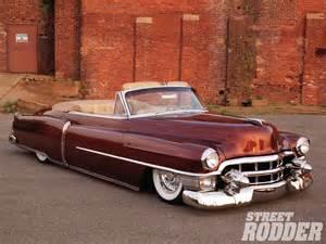 53 Cadillac Convertible 1953 Cadillac Convertible Root Float Rod Network