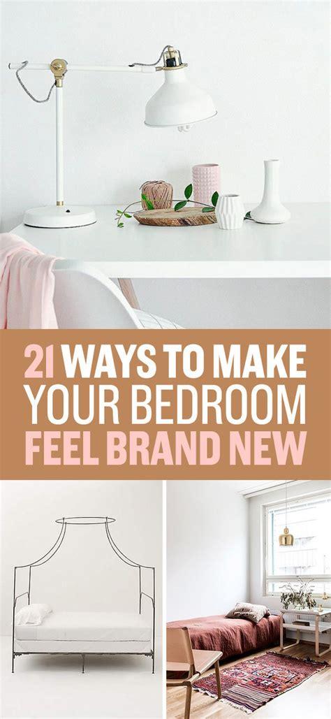 inexpensive ways  upgrade  bedroom
