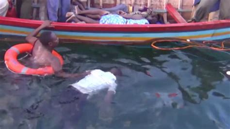 boat accident zanzibar ferry disaster in tanzania causing numerous deaths