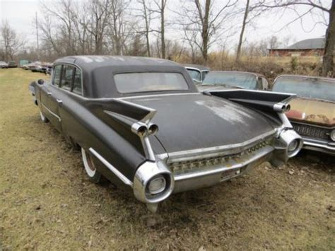 1959 Cadillac Limousine by Sell Used 1959 Cadillac Limousine With A C 1960 Limo