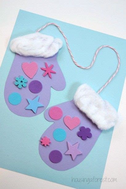 8 Winter Crafts For by Best 25 Winter Crafts For Preschoolers Ideas On
