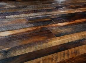 reclaimed barn wood flooring rustic hardwood flooring