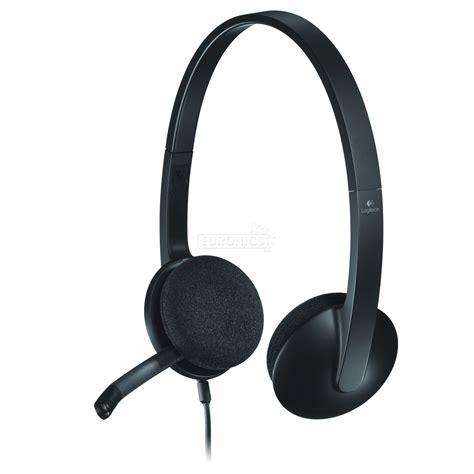 Headset H K By Mj Shop headset h340 logitech 981 000475