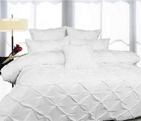 white puffy comforter puffy white ruched quilt doona duvet cover set single