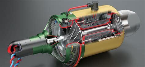 Blueprint Home Design wren 44 gold miniature gas turbine 3d iamalanwheeler