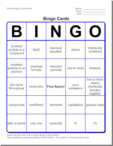 printable periodic table bingo periodic table 187 periodic table bingo periodic table of