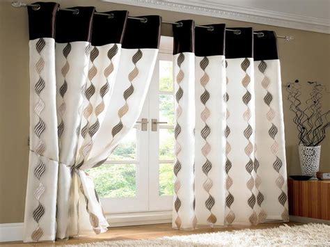 making window curtains bloombety make your own modern window curtains how to