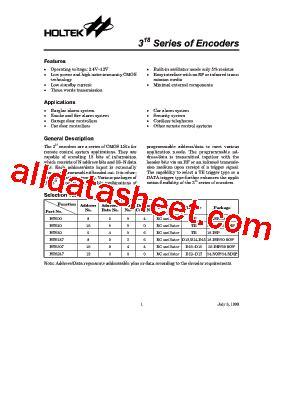 transistor ht china ht640 datasheet pdf holtek semiconductor inc