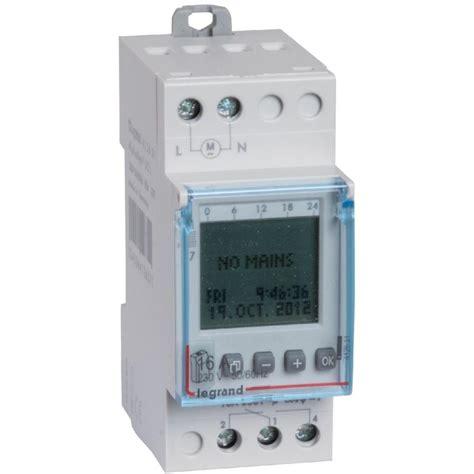 horloge programmable digitale horloge programmable