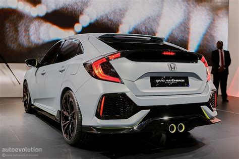 Civic Si News by Honda Civic Hatchback Coming To New York Civic Si And New