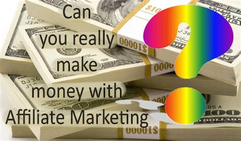 Can I Really Make Money Online - can you really make money online with affiliate marketing www it begins now com