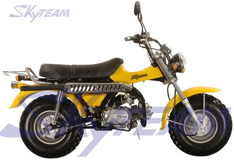 Suzuki T Rex Skyteam Suzuki T Rex 50cc 4 Stroke On Road Motorcycle Eec