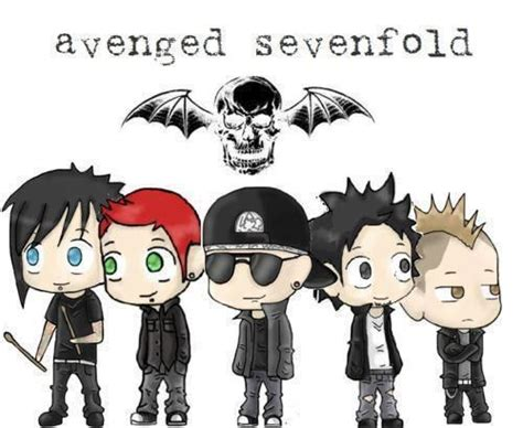 A7x Avenged Sevenfold Metal Band avenged sevenfold a7x avenged sevenfold a7x avenged