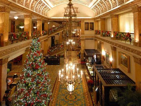 christmas tree lighting milwaukee onmilwaukee com holiday guide the pfister lights up for