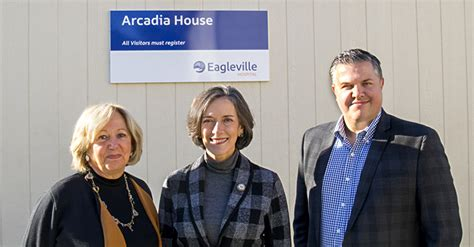 Eaglesville Detox by Eagleville Hospital Celebrate Opening Of The Arcadia House