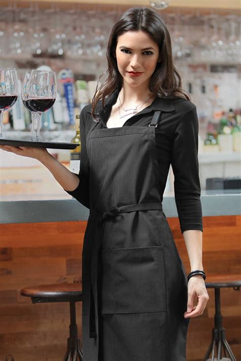 25 best ideas about waiter on restaurant uniforms cafe and cafe apron