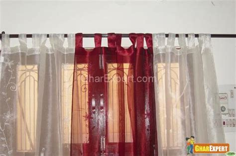 curtain top styles swag curtain styles