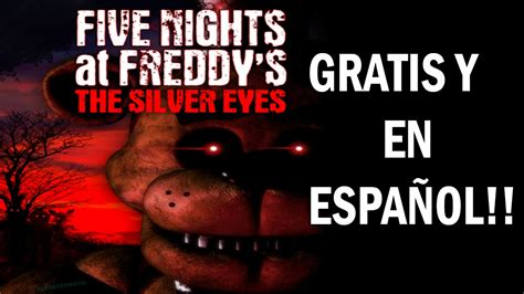 libro close your eyes descargar libro de quot fnaf the silver eyes quot gratis en espa 209 ol tutorial f 193 cil youtube